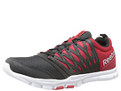 Reebok Yourflex Train 5.0 MT (Black/Excellent Red/Silver Metalic/White) Men's Running Shoes