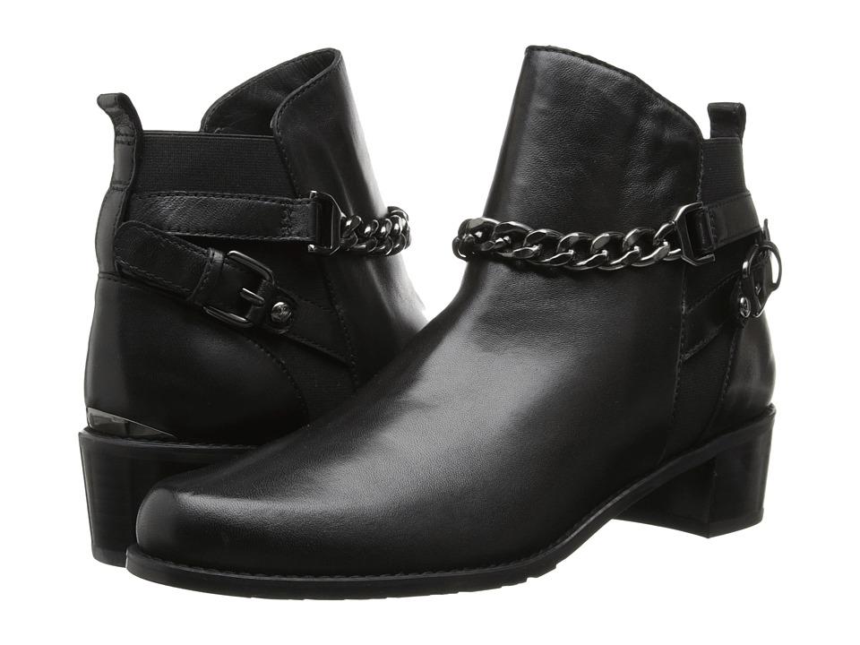 Stuart Weitzman - On The Street (Black Nappa Leather) Women