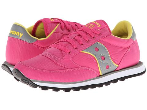 Saucony Originals - Jazz Low Pro Nylon (Pink) Women's Classic Shoes