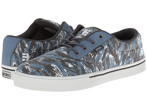 etnies - Jameson 2 Eco (Grey Camo) Men