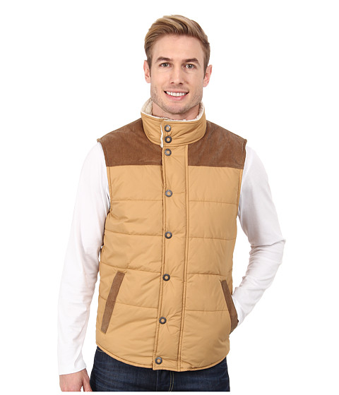 Prana - Waylen Vest (Light Ginger) Men