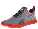 Reebok Royal Simple (Flat Grey/Rivet Grey/China Red) Men's Shoes