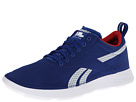 Reebok Royal Simple (Collegiate Royal/White/Stadium Red) Men's Shoes