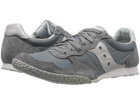 Saucony Originals - Bullet (Charcoal/Grey) Women's Classic Shoes