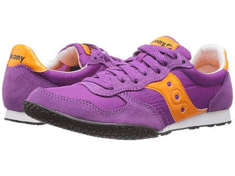 Saucony Originals - Bullet (Purple/Orange) Women's Classic Shoes