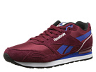 Reebok Royal Mission (Burgundy/Reebok Royal/Chalk/Red/White/Black)
