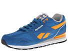 Reebok Royal Mission (Persian Blue/Hazard Orange/Impact Blue/Chalk/White) Men's Shoes