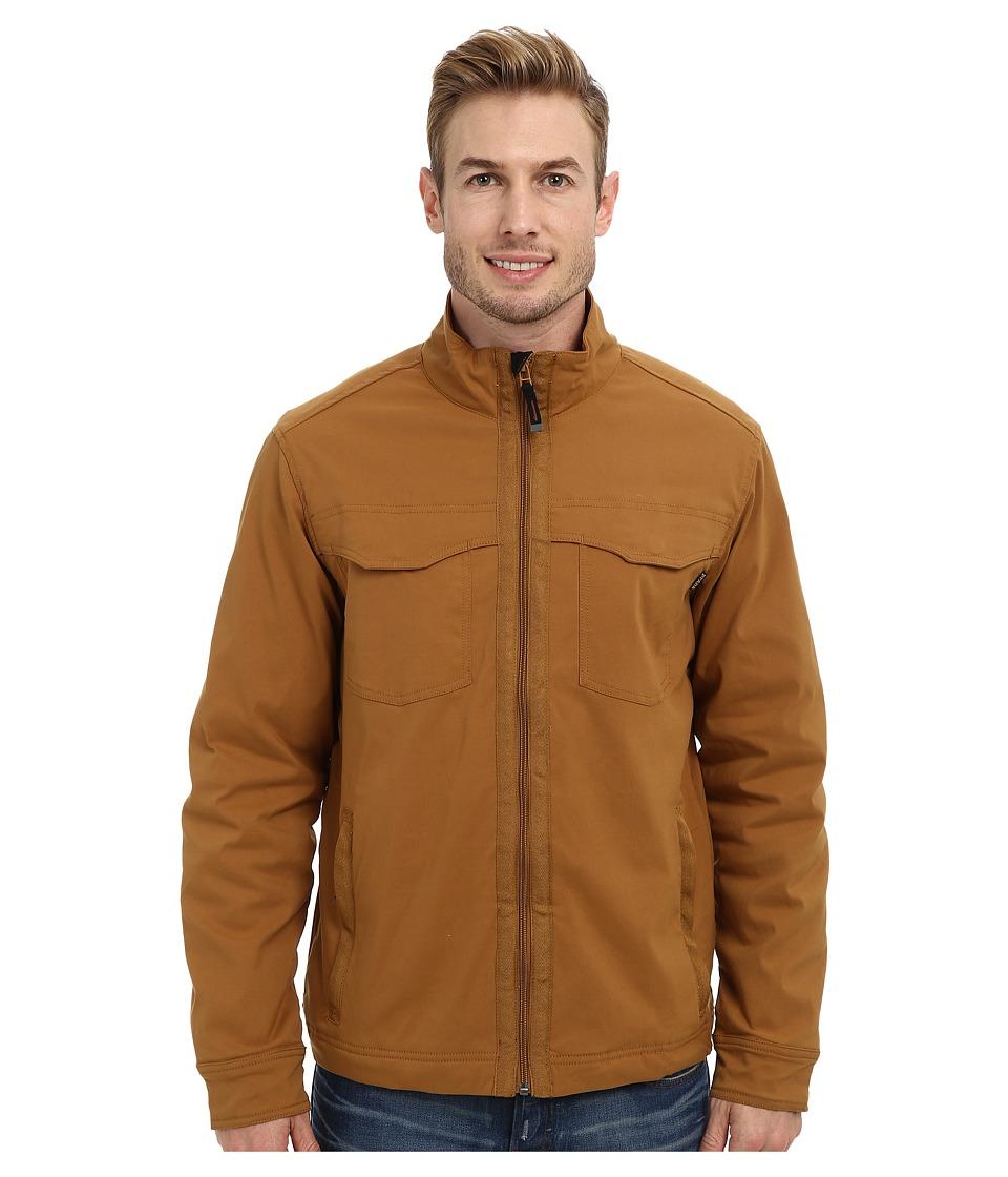 Prana - Ogden Jacket (Dark Ginger) Men's Coat