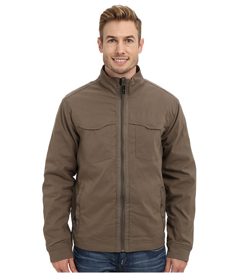 Prana - Ogden Jacket (Mud) Men