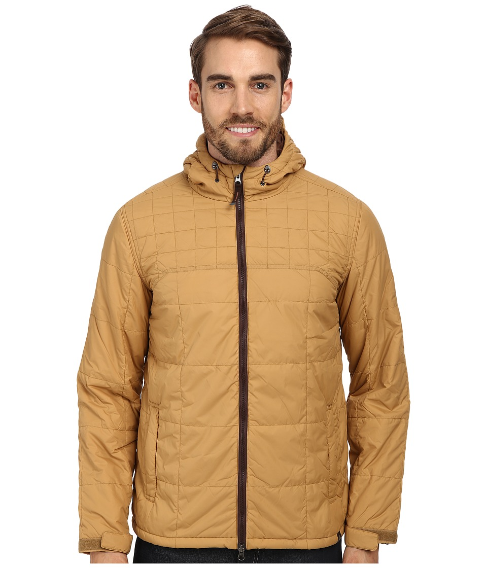 Prana - Redmond Jacket (Light Ginger) Men's Coat