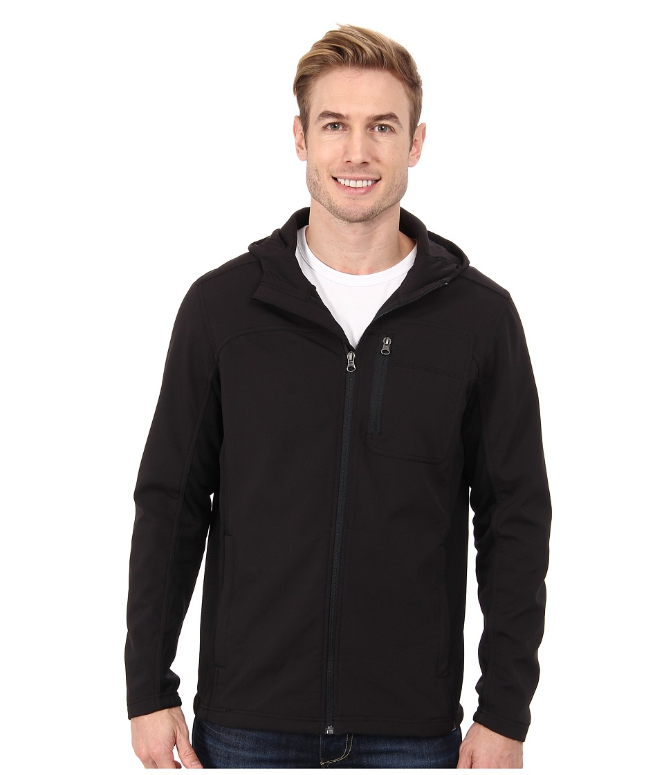 Prana - Jamison Jacket (Black) Men's Coat