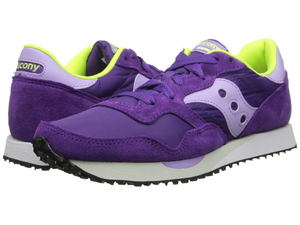 Saucony Originals - DXN Trainer (Purple) Women's Shoes