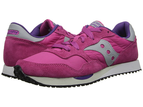 Saucony Originals - DXN Trainer (Pink) Women's Shoes
