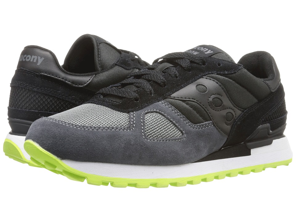Saucony Originals - Shadow Original (Black/Grey) Men's Classic Shoes
