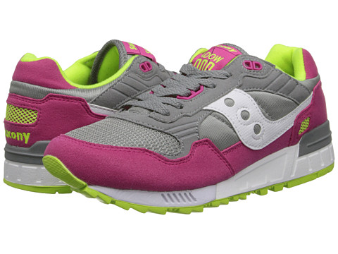 Saucony Originals - Shadow 5000 (Grey/Pink 67) Women's Classic Shoes