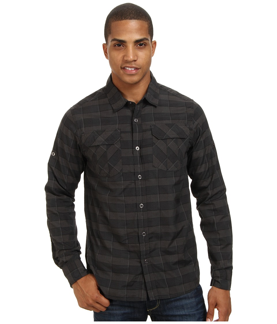Prana - Terrain Shirt (Coal) Men