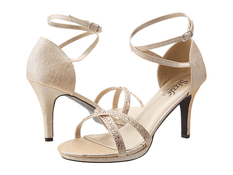 Coloriffics - Lourdes (Nude) Women's Shoes