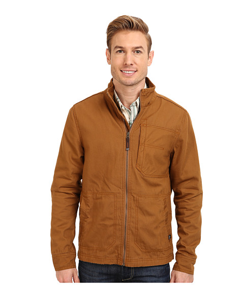 Prana - Rawkus Jacket (Dark Ginger) Men's Coat