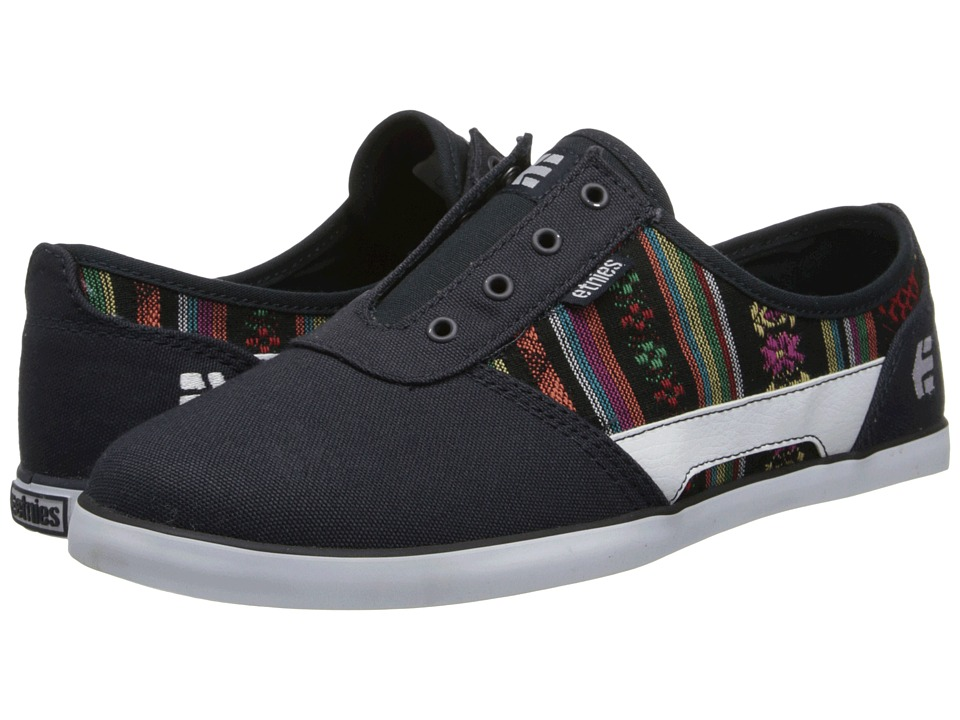 etnies - RCT LS W (Navy) Women's Skate Shoes