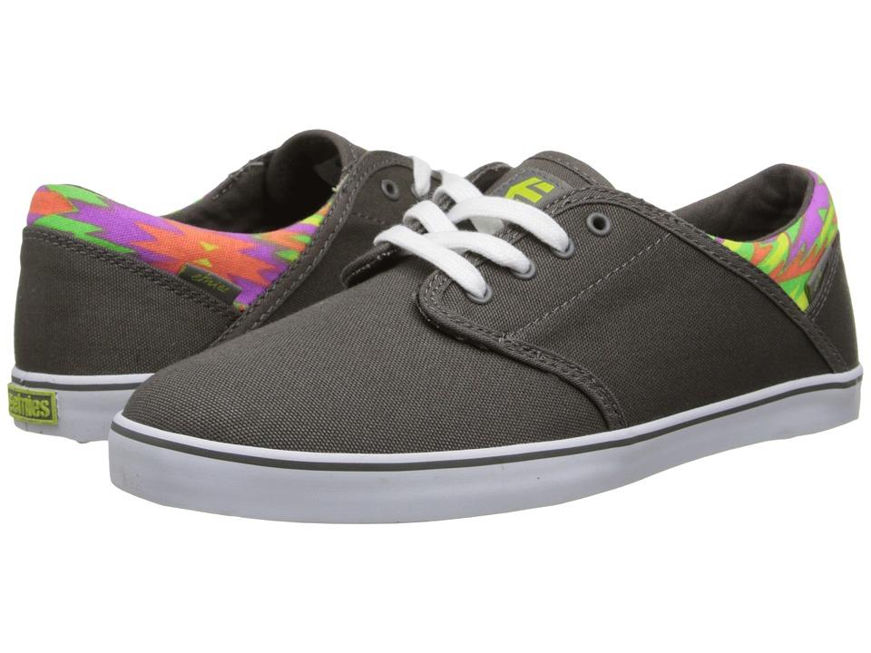 etnies - Caprice Eco W (Grey) Women's Skate Shoes