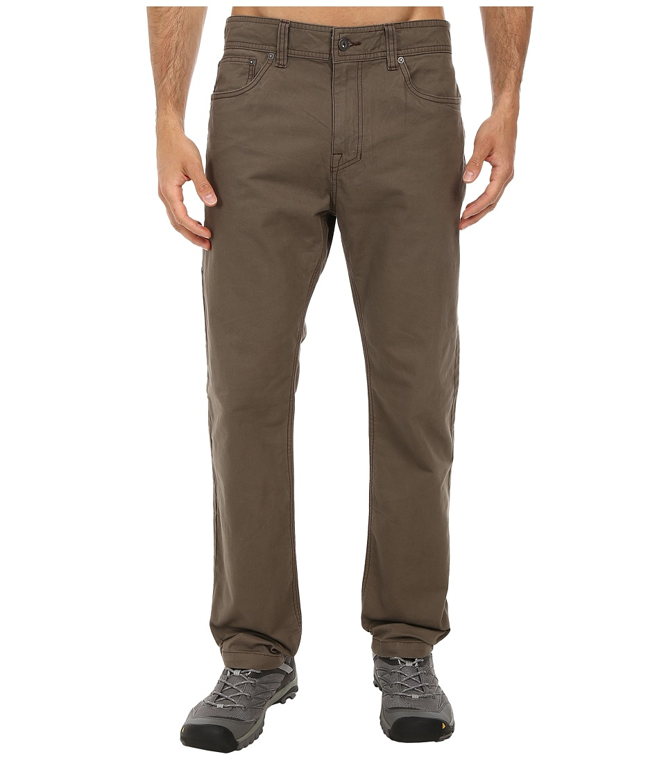 Prana - Tucson Pant (Mud) Men's Casual Pants