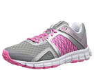 Reebok - Smoothflex Flyer RS 2.0 (Flat Grey/Silver Metallic/Electro Pink/White)