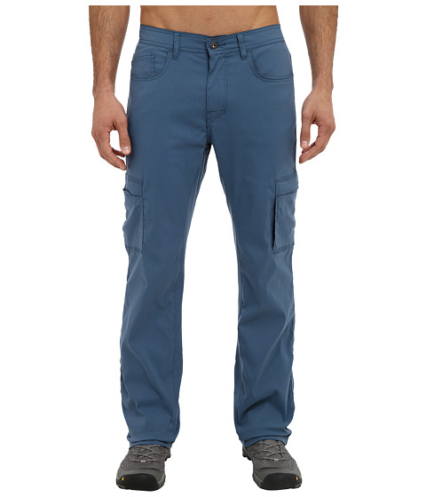 Prana - Stretch Zion Lined Pant (Blue Jean) Men's Casual Pants