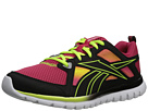 Reebok Sublite Escape Wow MT (Magenta Pop/Black/Solar Yellow/White) Women's Running Shoes