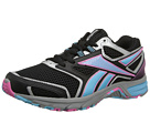 Reebok Southrange Run L (Black/Electro Pink/Pure Silver/Neon Blue/Flat Grey) Women's Running Shoes