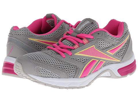 d1bd88894249e6 ... UPC 887785379350 product image for Reebok Southrange Run L (Tin Grey Dynamic  Pink