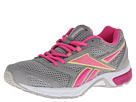 Reebok - Southrange Run L (Tin Grey/Dynamic Pink/Lemon Zest/Flat Grey/White/Steel)