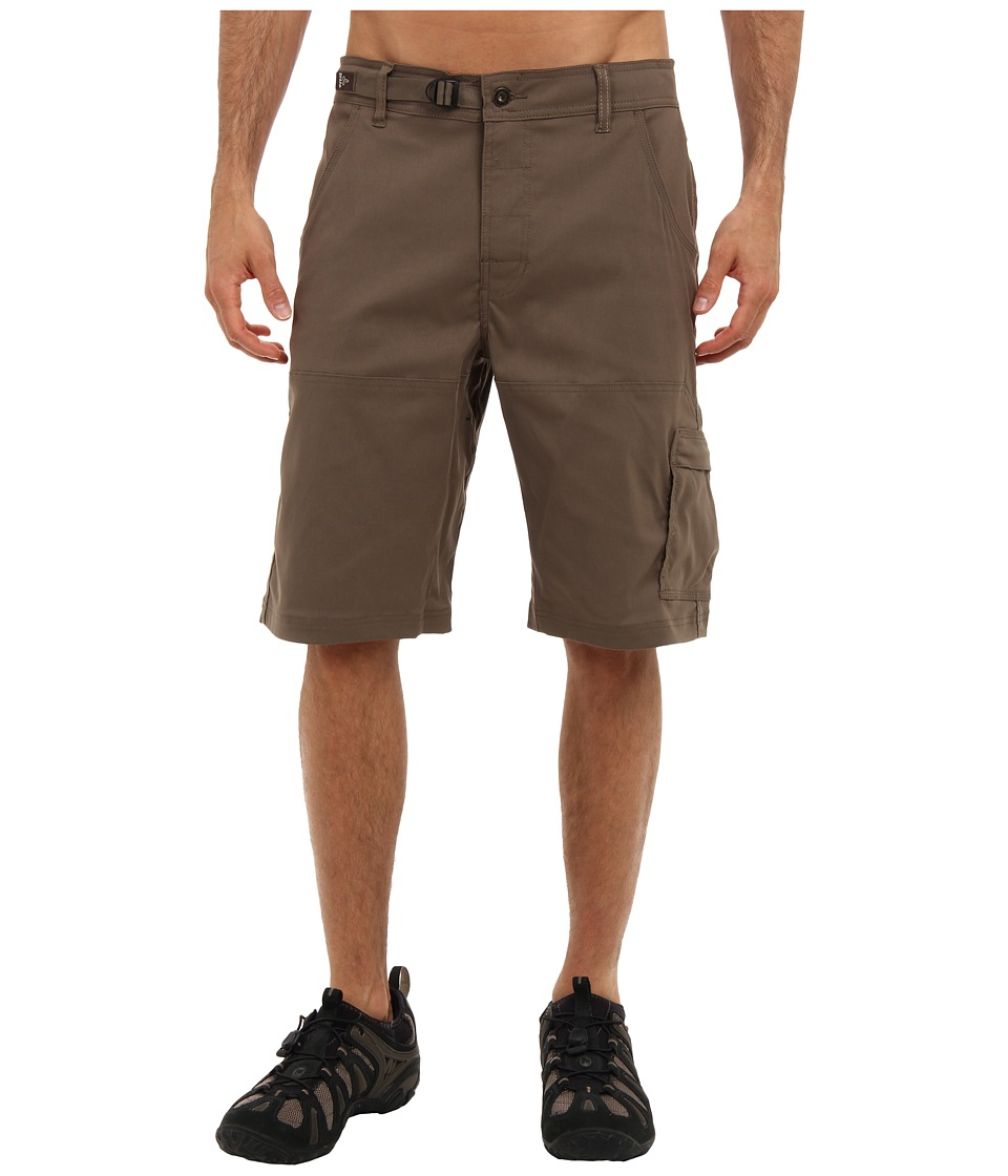Prana - Stretch Zion Short (Mud '14) Men's Shorts