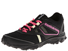 Reebok Trail Voyager RS (Black/Happy Pink/Washed Yellow) Women's Shoes