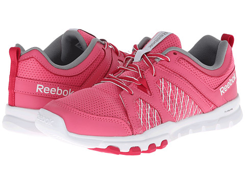 Reebok - Sublite Train MT (Happy Pink/Flat Grey/Magenta Pop/White) Women's Shoes