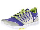 Reebok Yourflex Trainette 5.0 MT (Ultima Purple/Flint Grey Metallic/High Vis Green/White) Women's Shoes