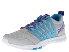 Reebok Yourflex Trainette 5.0 MT (Steel/Flight Blue/Ultima Purple/White) Women's Shoes