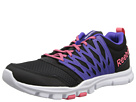 Reebok - Yourflex Trainette 5.0 MT (Black/Ultima Purple/Tres Sorbet/White)