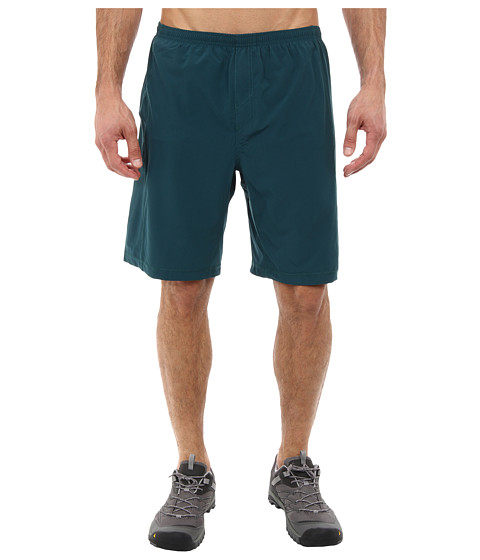 Prana - Flex Short (Deep Teal) Men