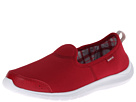 Reebok Walk Ahead PLD RS (Cranberry Red/Tres Sorbet/High Vis Green/Weathered White) Women's Shoes