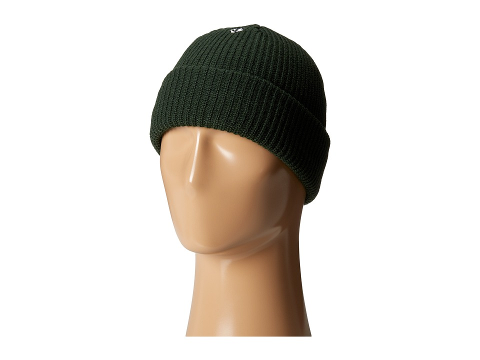 Volcom - Full Stone Beanie (Jungle Green) Beanies