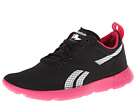 Reebok Royal Simple (Black/White/Candy Pink) Women's Shoes