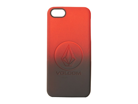 Volcom - Entitlement Phone Case (Red) Cell Phone Case