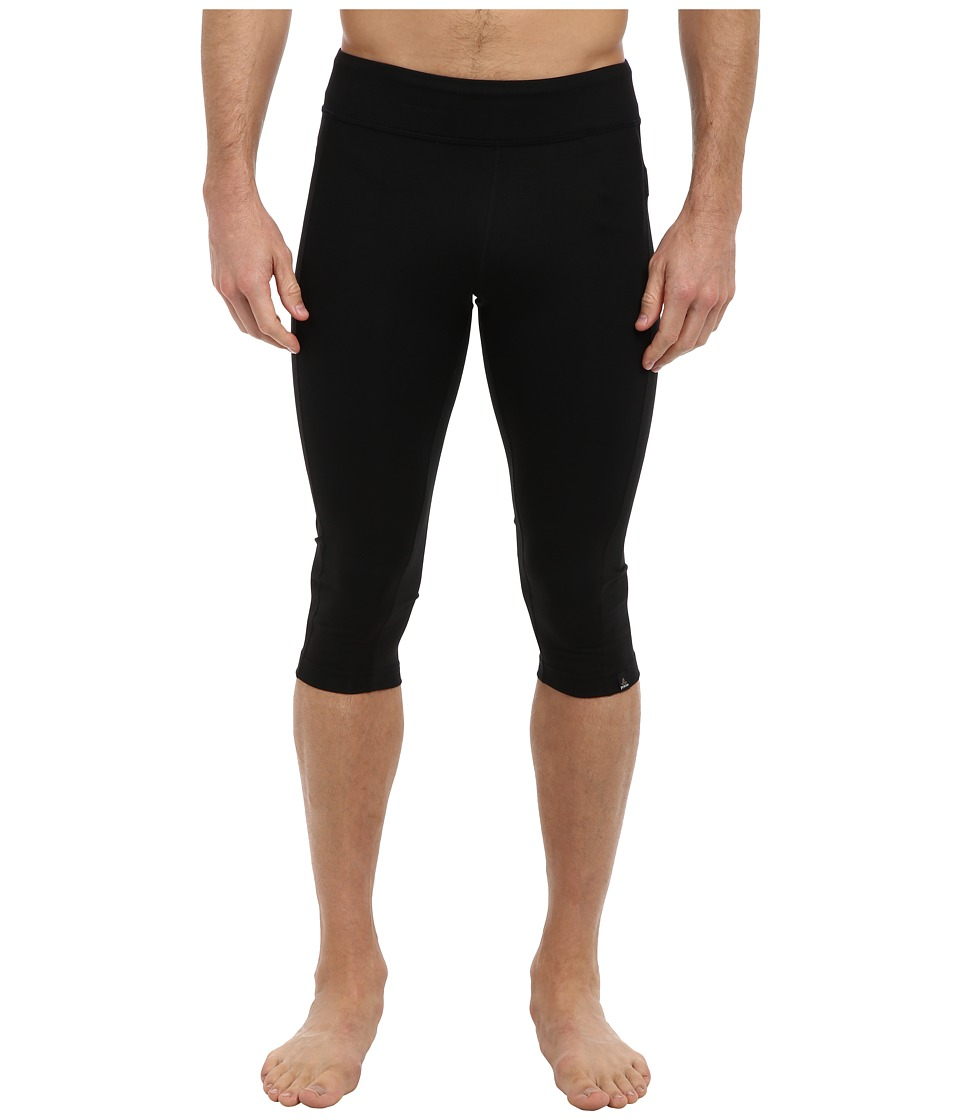 Prana - JD Knicker (Black) Men's Workout
