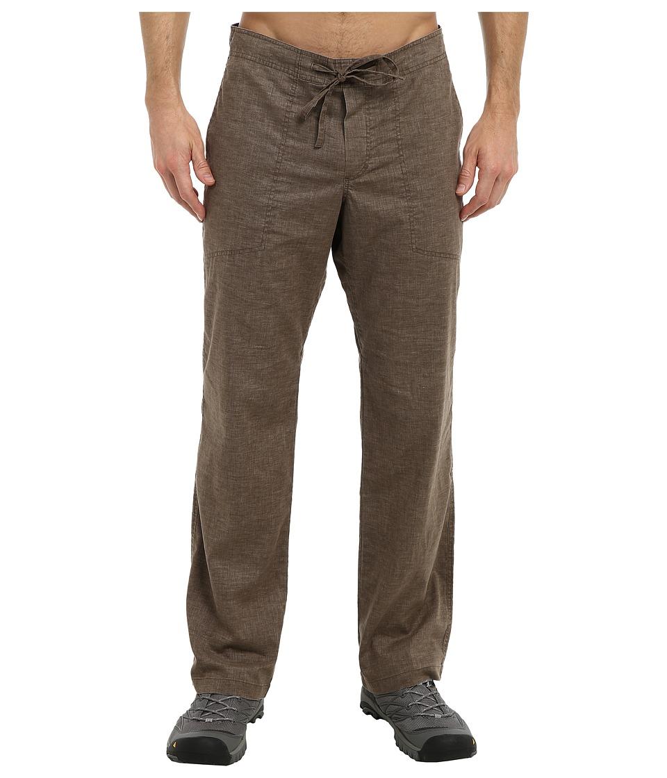 Prana - Sutra Pant (Mud) Men's Casual Pants