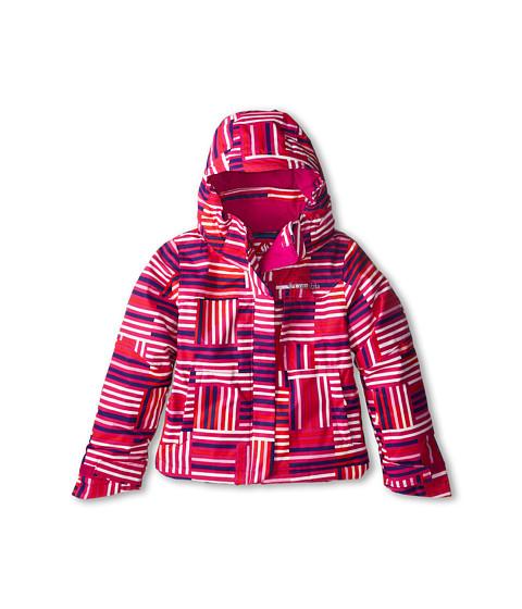Columbia Kids - Nordic Jump Jacket (Little Kids/Big Kids) (Groovy Pink Print/Groovy Pink) Girl