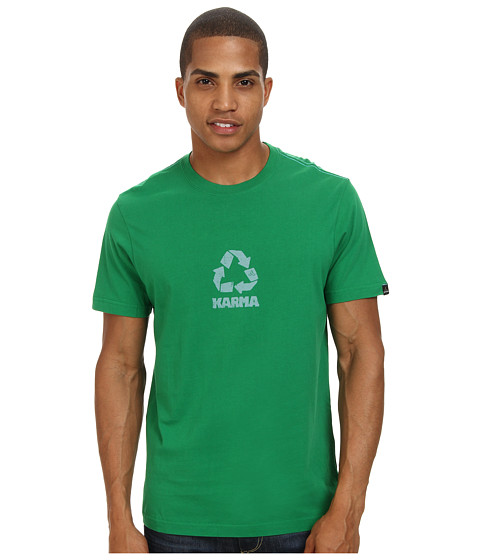 Prana - Karma Tee (Kelly Green) Men