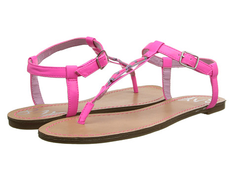 DV8 - Amigo (Electric Pink Stella) Women's Sandals