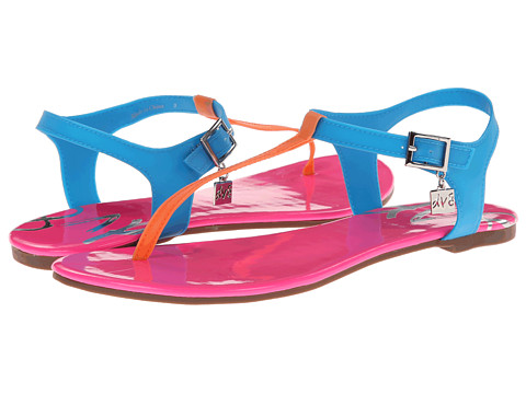 DV8 - Ashter (Citrus Jelly) Women's Sandals