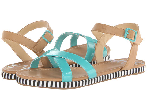 DV8 - Valhalla (Capri Teal) Women's Sandals