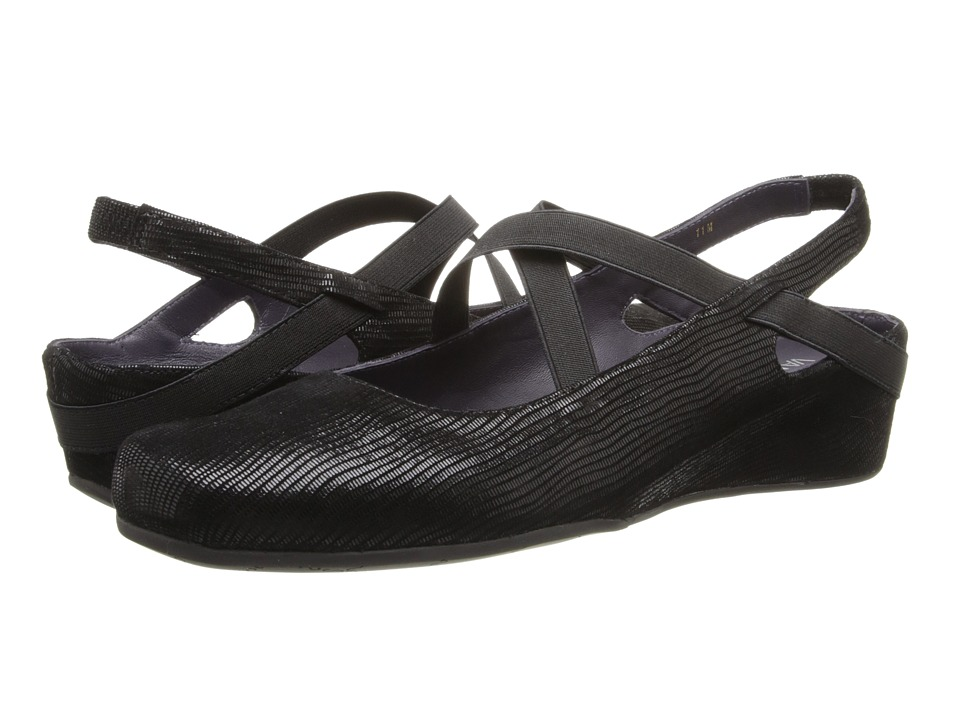 Vaneli - Marjory (Black Miniliz) Women's Shoes